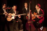 cover Just for Cab' - groupe de jazz manouche